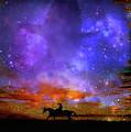 Lone Rider by Seshadri Sreenivasan