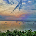 Long Island Sound From Glen Cove by Jeff Breiman
