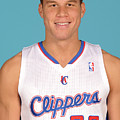 Los Angeles Clippers Media Day by Juan Ocampo