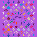 Louis Vuitton Monogram-8 by Nikita