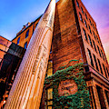 Louisville Slugger Museum In Vivid Color And Kentucky Architecture by Gregory Ballos