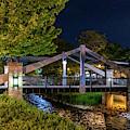 Love Bridge by Randy Scherkenbach