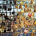 Love Locks by Martyn Arnold