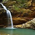 Lower Falls by Larry Ricker