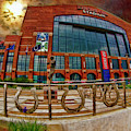 Lucas Oil Stadium - Indianapolis, In by Blake Richards