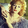 Lucille Ball by Walter Sanders