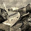Lufthansa Junkers Ju 52 Vintage by David Pyatt