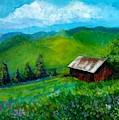Lush Green by Asha Sudhaker Shenoy