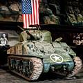 M4 Sherman Old Glory by Weston Westmoreland