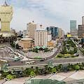 Macau Aerial Panorama by Didier Marti