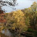 Mackinaw Foliage Transition by Dylan Punke