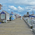 Macmillan Pier Provincetown Cape Cod Massachusetts 01 by Thomas Woolworth