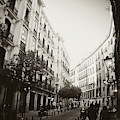 Madrid Afternoon by Ana V Ramirez