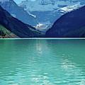 Magic At Lake Louise by Susan Rydberg