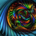 Magic Tunnel by Kiki Art