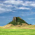 Magnificent Butte by Todd Klassy