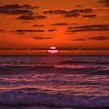 Majestic Sunset by Jonathan Hansen