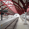 Malmo Central Railway Station by Secablue