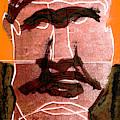 Man Face Digital 12 by Artist Dot