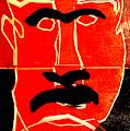 Man Face Digital 8 by Artist Dot