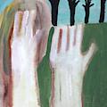 Man Imitating A Tree by Edgeworth DotBlog