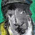 Man In A Scarf by Edgeworth DotBlog