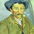 Man Smoking, 1888 by Vincent Van Gogh