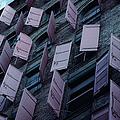 Manhattan Shutters by Alfred Gescheidt