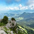 Mannlsteig, Berchtesgadener Land by Andreas Levi