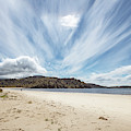 Maori Beach Stewart Island New Zealand by Joan Carroll