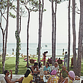 Marbella House Party by Slim Aarons