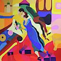 Marc And Bella Chagall by Natalia Lvova
