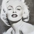 Marilyn Monroe  by Cassy Allsworth