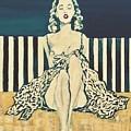 Marilyn Monroe by Essam Iskander