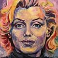 Marilyn Monroe by Jill Allport