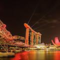 Marina Bay Sands by Chris Cousins