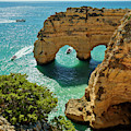 Marinha Arches, Portugal by Mikehoward Photography