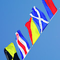 Maritime Signal Flags by David Smith