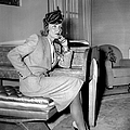 Marlene Dietrich Arriving In New York by New York Daily News Archive