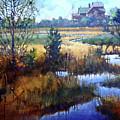 Marsh Living by Dan Nelson