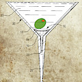 Martini Glass Patent by Dan Sproul