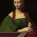 Mary Magdalene by Giovanni Pietro Rizzoli Giampietrino