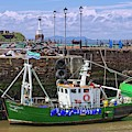 Maryport Harbour, Cumbria, England by Martyn Arnold