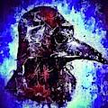 Plague Mask 3 by Al Matra
