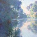 Matinee Sur La Seine, 1897 by Claude Monet