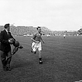 Matthews On The Pitch by Bert Hardy