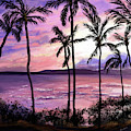 Maui Palms by Susan Kinney