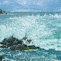 Maui Waves by Darice Machel McGuire
