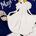 May Milton By Henri De Toulouse-lautrec by Peter Harholdt