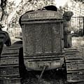 Mc Cormick-deering Rusty Old Vintage Tractor by Edward Fielding